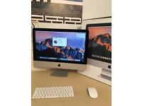 Apple iMac Retina 4K 21.5 inch 2017 (3 months old, as new with box)