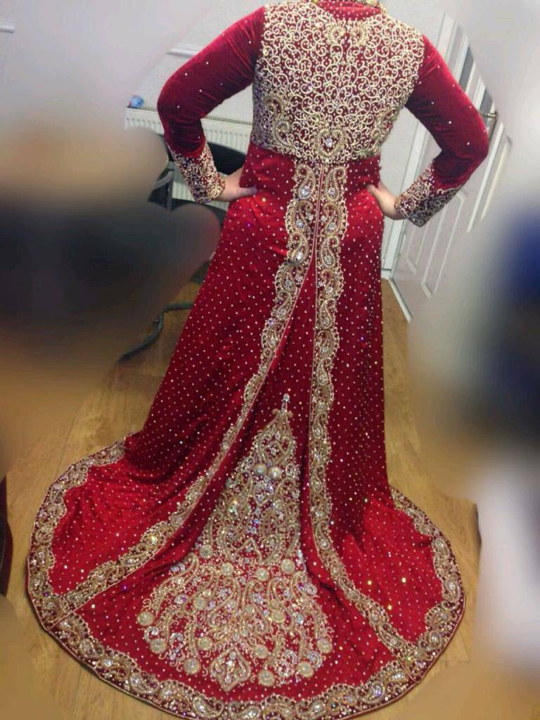 Asian Bridal Wedding Dress In Nechells West Midlands Gumtree