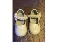 Girl's party christening brides made's shoes