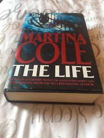 """THE LIFE by Martina Cole """"Gangster Family Life"""""""