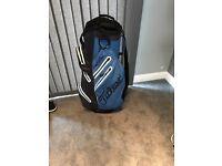 Titliest staydry golf bag
