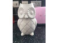 Next owl ornament/vase