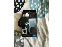 New and Unopened Braun Mobile Shaver M90 for men