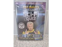 Tom Baker's Ultimate Sci-Fi Interactive DVD Quiz Game
