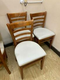 Cafe / restaurant chairs x35