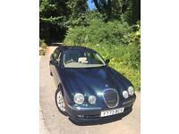 Jaguar S Type V6 3L SE Petrol MANUAL