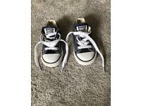 Kids 3 Item Bundle Shoes Boys/Girls/Trainer/Sandal/Slipper-UK Size 7 Converse,ThomasTank,Gruffalo.£4