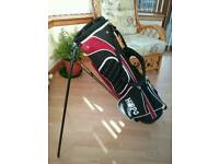 Hippo golf carry stand bag