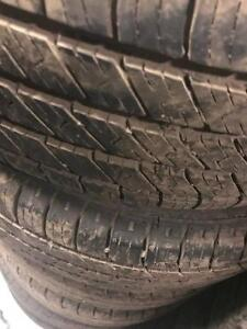 195/65/15 GT radial all season tires
