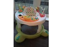 Unisex baby walker (mothercare)