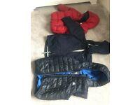 Boys next, Zara and gap jackets size 2-4