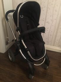 Icandy Peach 2 with Carrycot & Stroller. Used but in Great Condition.