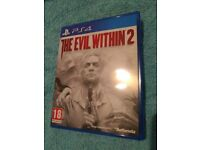 The Evil Within 2 PS4 - £9