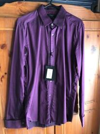 Ted Baker shirt, size 2 small