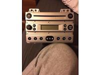 MK 6 fiesta 3 piece stereo