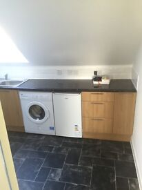 Fresh 1 bed flat for rent. Town centre.