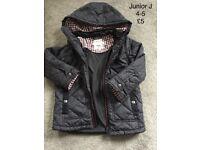 Boys age 4 spring jacket