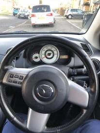 Mazda 2 58 reg 1.4 diesel £30 tax a year 87450mile