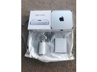 Apple Mac mini (Late 2014) 1.4GHz Intel Core i5. 4GB Memory. OSX Yosemite 10.10.5