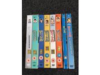 Scrubs DVD box sets - series 1 to 8