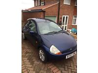 Ford KA luxury For Sale. **SOLD**