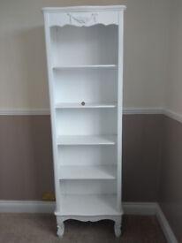 5 shelf book case - Elegant, designer bedroom furniture