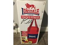 Lonsdale Youth Boxing Kit