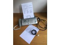 Panasonic KX-FP205 Fax and Copier