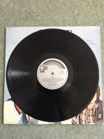 Bay City Rollers vinyl album 'Rollin'