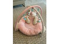 Baby Activity Mat - Play mat/gym - pink