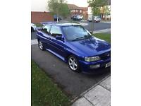 Ford escort Rs Cosworth replica, very rare may take px-swap