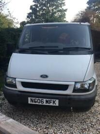 Ford transit mk6 low mileage