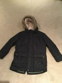 Ted Baker winter jacket age 13