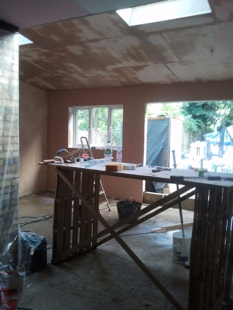 Professional plastering, rendering, dry lining services