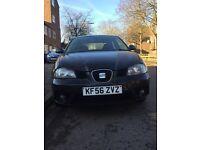 Seat ibiza Cheap car 2006 similar to vw polo