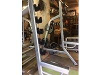 Squat Rack- can be dismantled. Need gone asap