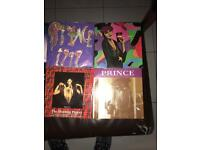 "Prince Vinyl 7""(7 in total)"