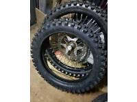 Ktm wheels/tyres