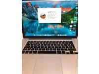 "High Spec MacBook Pro 15"" Retina"