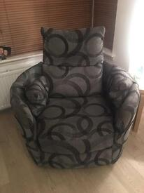 Fabia range sofa plus extras