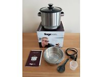 Sage by Heston Blumenthal Multi Cooker in Immaculate Condition