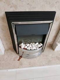 Electric freestanding fire for sale