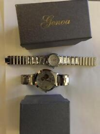 For sale his and hers dress watches