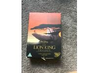 Lion king trilogy collection (5 DVDs)