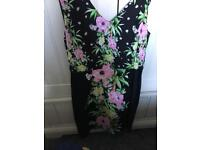 French Connection size 12 floral dress