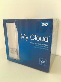 WD My Cloud 2TB Personal Cloud Storage