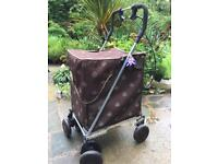 Sholley shopping trolley immaculate
