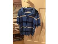 Men's blue Harbour xl Tshirt