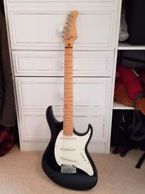 Cort Electric Guitar – Black (with Ritter bag)