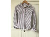 Smart Marks and Spencer Work Shirt Size UK 10